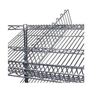 Shelf Divider, Length 18 In