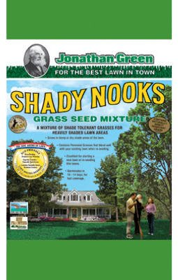 Jonathan Green & Sons 11959 7lb Shady Nooks Seed (Shady Nooks Grass Seed)