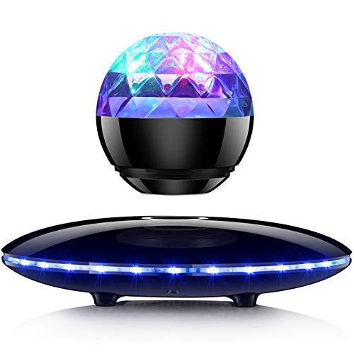 (ASDYY Portable Speaker, Wireless Bluetooth Suspension Speaker with 7 Colors, Projection lamp, 3D Stereo, Built-in Mic, 32' Bluetooth Range for Outdoor)