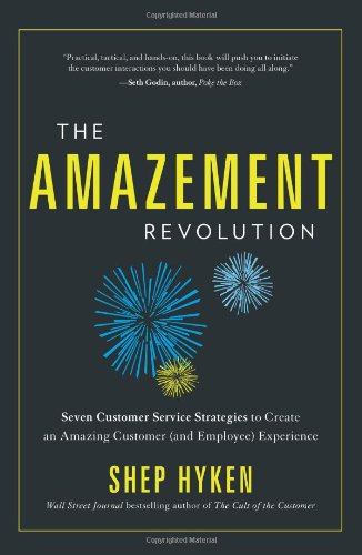 From the New York Times and Wall Street Journal Bestseller...Customer service isn't a department--it's a philosophy that includes every person and aspect of the best and brightest companies. In a tough, competitive, and price-sensitive economy, custo...
