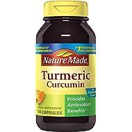 Nature Made Turmeric Curcumin 500 mg