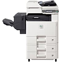 Kyocera 1102MY2US0 ECOSYS FS-C8525MFP Color Multifunctional Printer; 4.3 Touch Screen Display; Warm Up Time 23 seconds; Print Resolution 600 x 600 dpi; Up To 25 Pages Per Minute in Color and Black