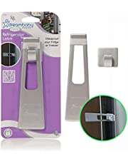 Dreambaby Refrigerator Latch, Silver