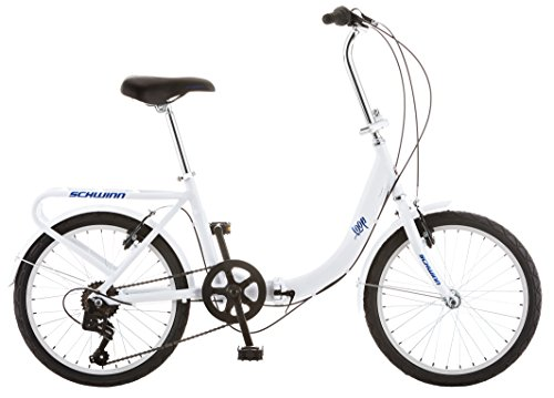 Schwinn Loop Folding Bicycle,...