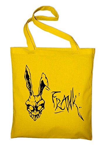 Darko Frank Yellow Tasche Bag Cotton Fabric yellow Bag And Styletex23bagfrankdd6 Jute Donnie In f5vdqf