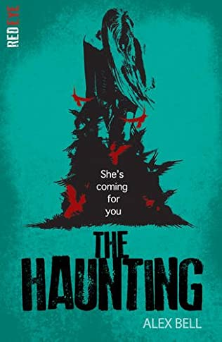 book cover of The Haunting