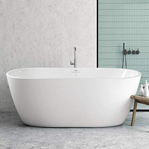 FerdY Freestanding Bathtub Gracefully