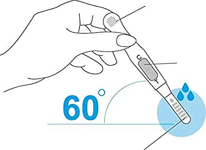 Amazon Com Docalon Early Pregnancy Test 2 Count Clear And