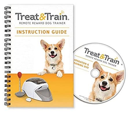 PetSafe MM-RR-SYS - Adiestrador Remoto de recompensa para Perros Treat & Train: Amazon.es: Productos para mascotas