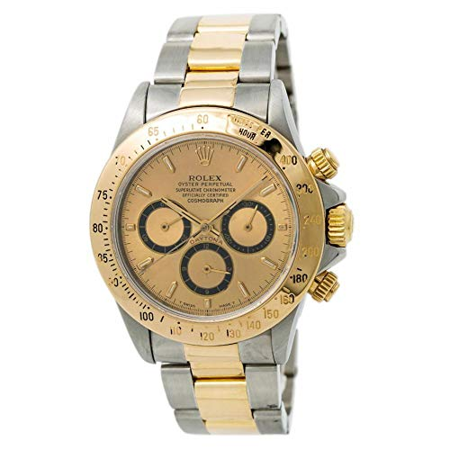 (Rolex Daytona Swiss-Automatic Male Watch 16523 (Certified Pre-Owned))