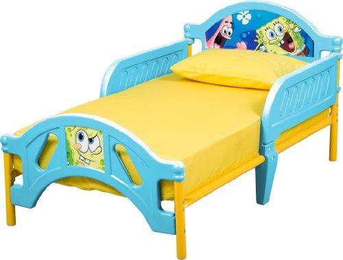 Nickelodeon Sponge Bob Toddler Bed by Delta Children (Image #1)