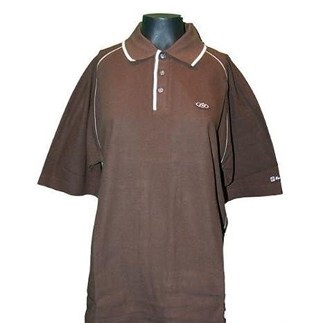 Lotto Polo Fun S, Hombre, Talla L (US), Color marrón: Amazon.es ...