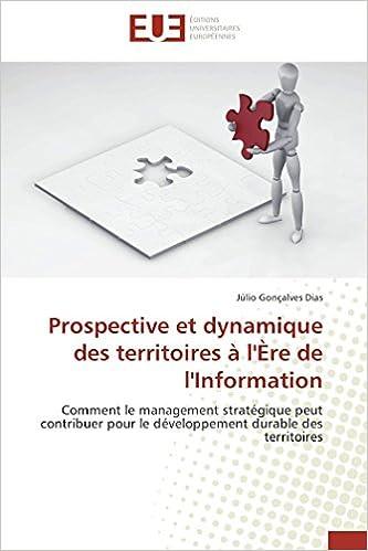 Développement des territoires et prospective stratégique (French Edition)