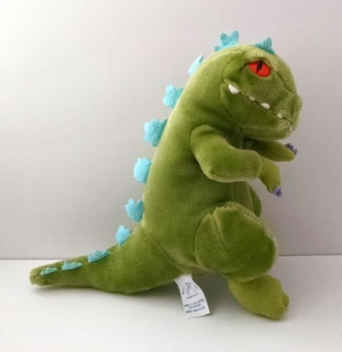 Nickelodeon Rugrats Reptar Dinosaur Plush by Applause