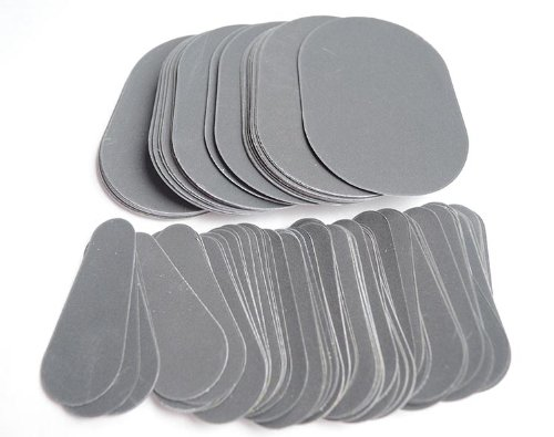 Replacement Pads for Smooth Away or Smooth Legs - 100 Pads