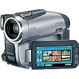 ソニー SONY DCR-DVD403 S デジタルビデオカメラ(DVD方式)