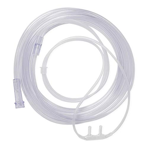 NASAL CANNULA ADULT SOFT TOUCH 7' TUBING