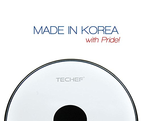 TeChef Cookware Tempered Glass Lid (12-Inch) by TECHEF (Image #4)