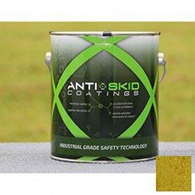 Chemsol 7175-YE-HG Nonslip Coating, Extremely Durable Antislip Paint, Safety Yellow, 1/2 Gal.