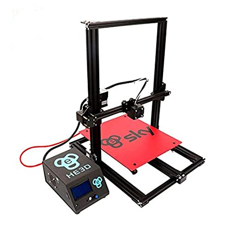 Sky 3D Printer pre-Assembled with Titan Extruder Full ...