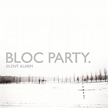 Bloc Party Silent Alarm Vinyl Amazon Com Music