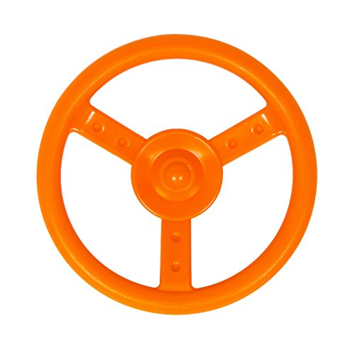 plastic steering wheel - 5
