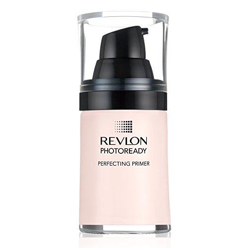 Revlon PhotoReady Perfecting Primer, Under Makeup Primer, Applying Before Foundation