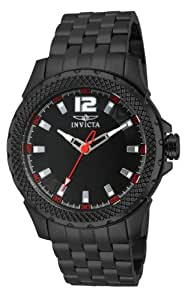 "Invicta Men's 15203 ""Specialty"" Black Ion-Plated Stainless Steel Watch"