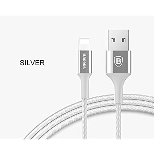 LED plug Light USB Fast Charger Cable 3 feet For iPhone