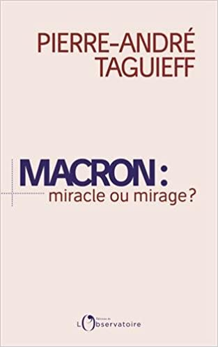 Couverture Macron : miracle ou mirage ?