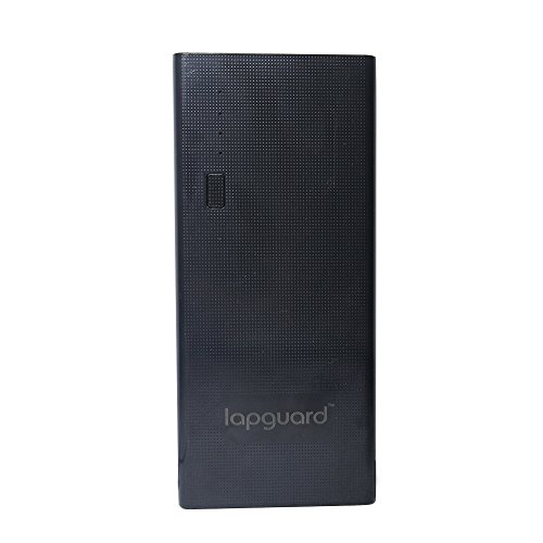 Lapguard 10400 mAh Lithium Ion Power Bank LG514 (Black)