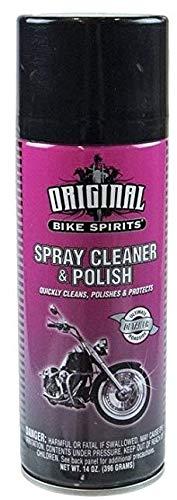 Bike Spirits Original Spray Cleaner Polish 14oz can