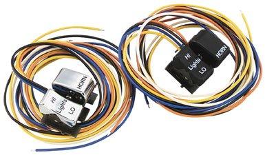 Twin Power RPLS71597-92 BLK DIMMER/HORN SWITCH