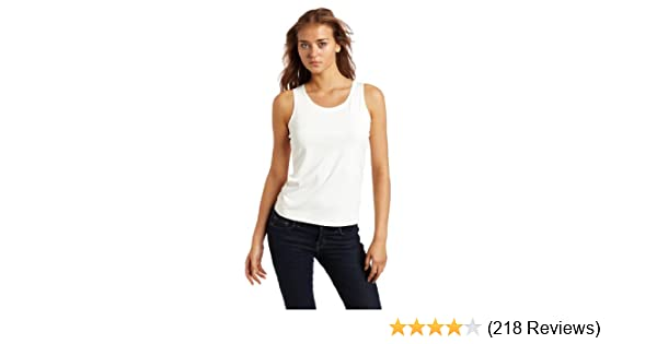 283e1f3945e4a Notations Women s Basic Tank Top at Amazon Women s Clothing store  Tank Top  And Cami Shirts