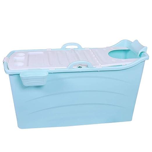 Bañera Plegable para Adulto/para niños de plástico bañera para ...