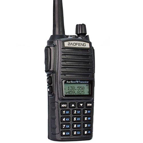 BaoFeng UV-82 Dual Band Two-Way Radio 136-174MHz VHF & 40...