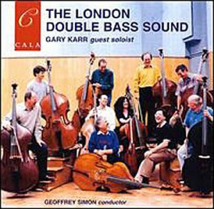 The London Double Bass Sound by Cala