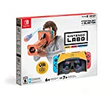 Nintendo Labo Toy-Con 04: VR Kit - Starter Set + Blaster - Switch: more info