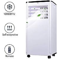Trustech 10000BTU Portable Cold Air Conditioner w/ Remote Control