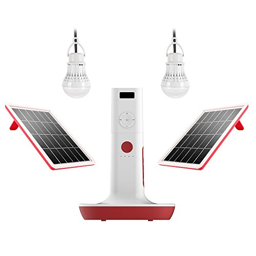 Small Solar Lighting System - 5