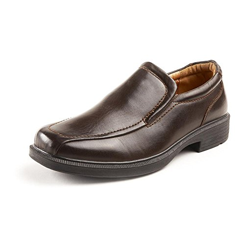 Deer Stags Men's Greenpoint Slip-On Loafer Dark Brown 9.5 EEE US