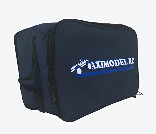 AximodelRC RC Radio Bag/Case, Remote Controller Bag. RC Pistol Grip Transmitter Case/Pouch. for RC Cars, Boats etc ()