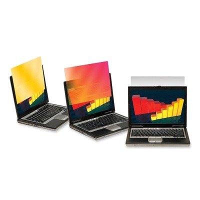フレームレスゴールドノートブックプライバシーフィルタ15.4ワイドスクリーンノートブックモニターby 3 M (Catalog Category :コンピュータ/Supplies &データストレージ/コンピュータ)   B008BW0BQC