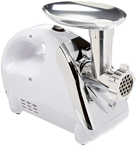 - Alpina SF-4012 meat Grinder Sausage Stuffer, White