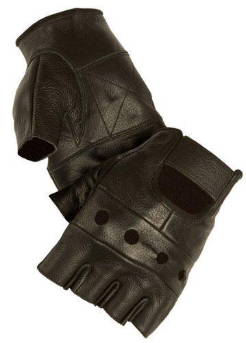 Lightweight Fingerless Gloves
