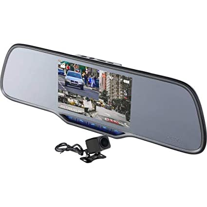 Women Nice 170°hd 600 Tvl Car Front Side Rear View Mirror Reverse Backup Camera Parking Kit Suitable For Men And Children