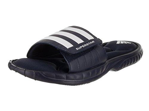 7bfc0e75982 adidas Performance Men s Superstar 3G Slide Sandal - Import It All
