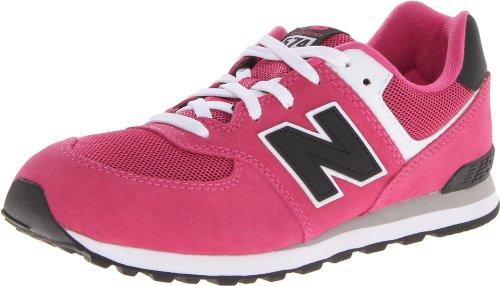 New Balance - Zapatillas para niña rosa rosa