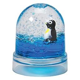 Penguin Liquid Snow Dome