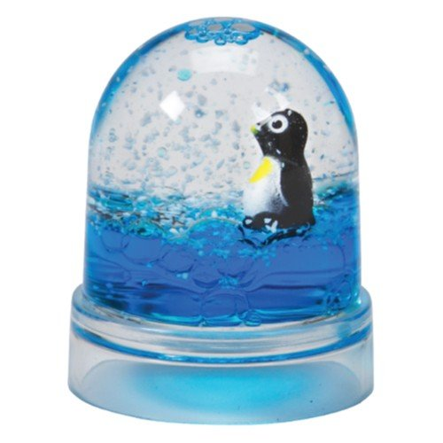Liquid Globe (Penguin Liquid Snow Dome)